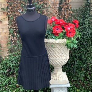 St. John Collection CLASSIC Black Knit Dress 4